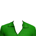 Clothes male 00 buttonup a brody green1