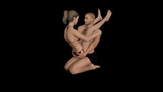 Bettle sex position
