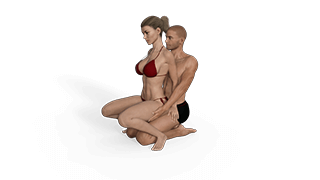 Saint 180 Sex Position