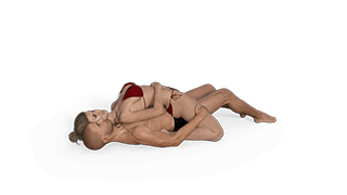 Kneeling Sinner Sex Position