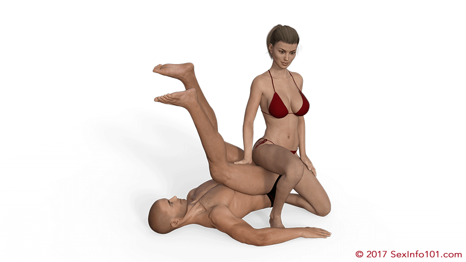Twisted Amazon Sex Position-5739
