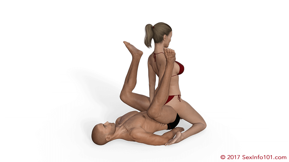 Sex position and amazon