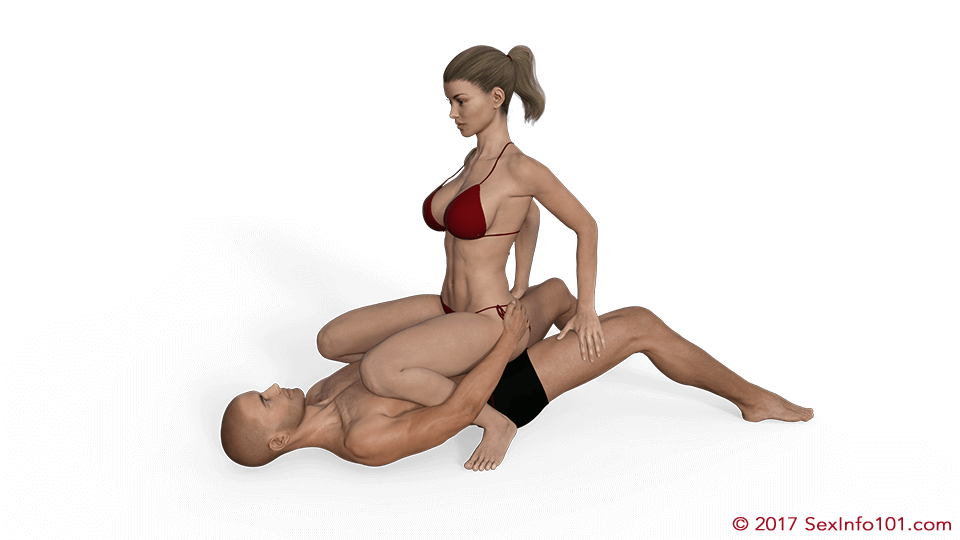 slow dance sex position