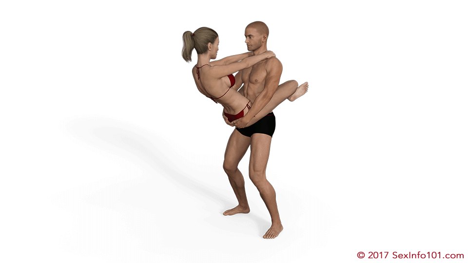 Dancer Sex Position 115