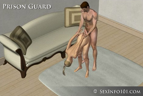 prison guard sex position