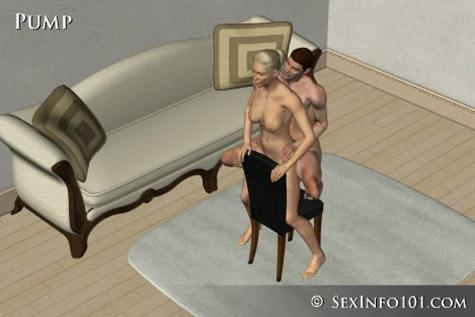 pump sex position