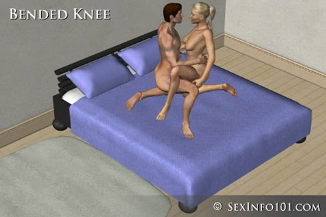 Bended Knee Sex Positions