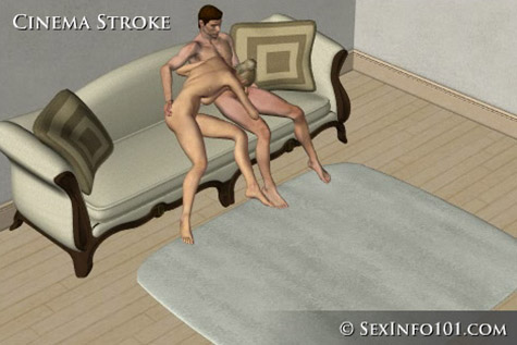 Cinema Stroke Sex Position