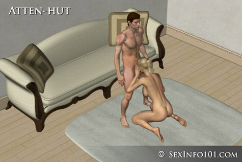 Atten-hut Sex Position