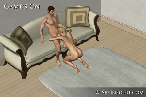 Game's on Sex Position