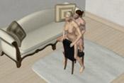 posição sexual bomba