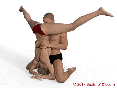Sex positions for gymnasts