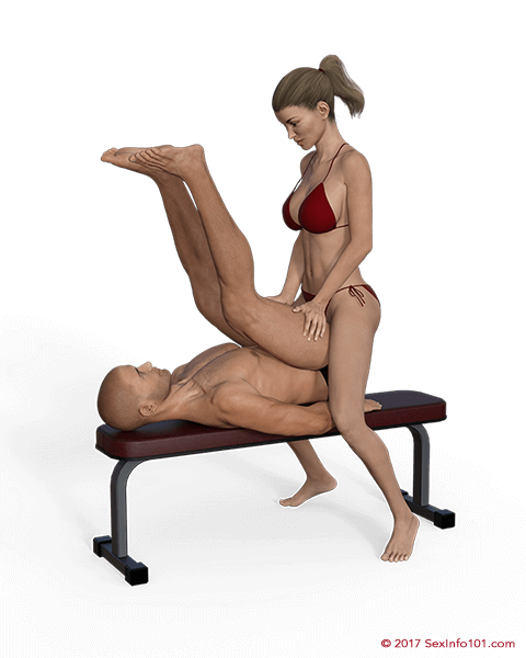 Question This the amazon sex position easier tell