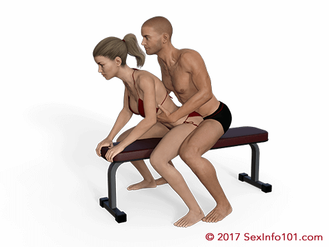 The bodyguard sex position