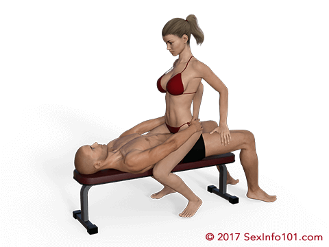 Standing Cowgirl Sex Position