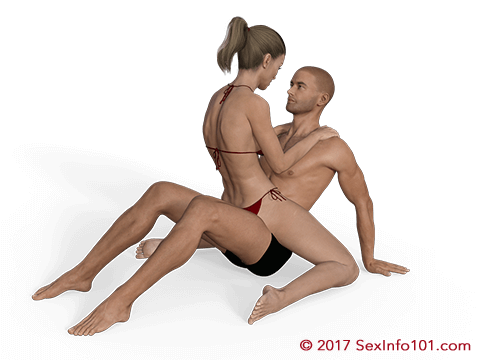 Kneeling Cradle Position