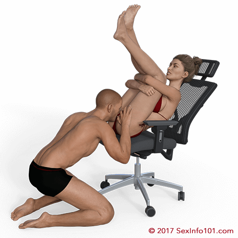 Folded Servant Position