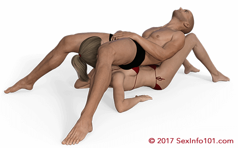 Cradled Cock Position