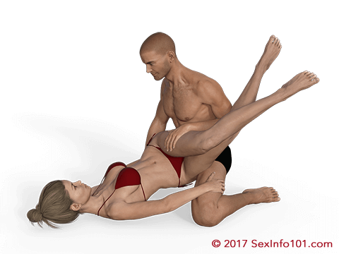 Twisted Guard Position