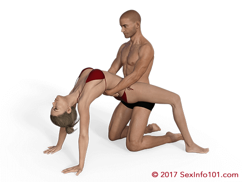 the london bridge sex position