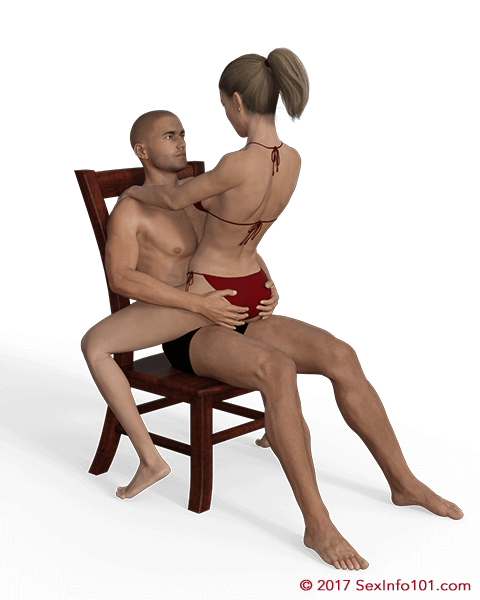 Lap Dance 180 Position