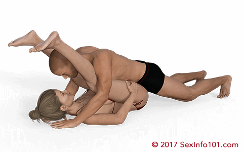 Loving position sexual