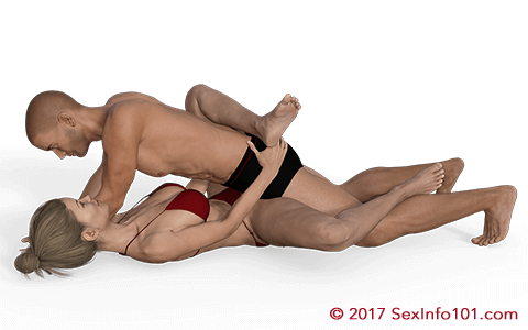 Tilted Missionary Position
