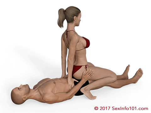 Squatting Rodeo Sex Position